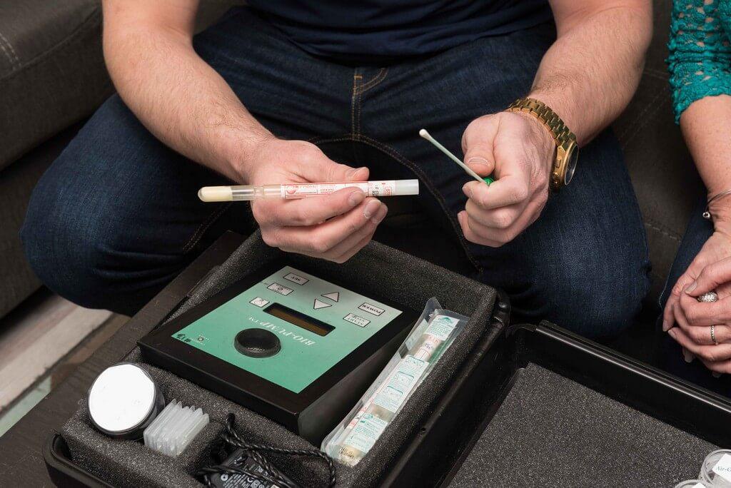 mold testing kit